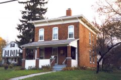 Wilson Bruce Evans Home